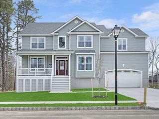 Build Cambridge model home