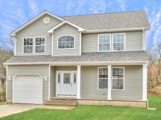Build Chadwick model home