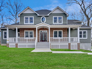 Build Devon model home