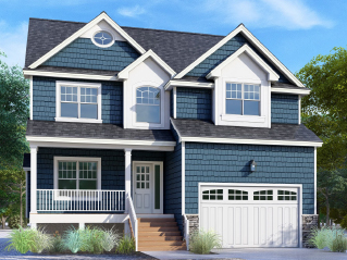 Build Montgomery model home