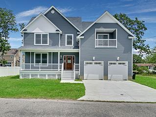 Build Whittington model home