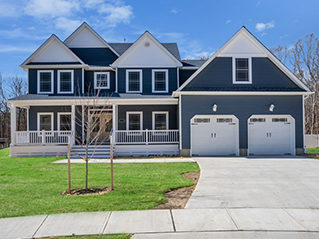Build Wyndham model home